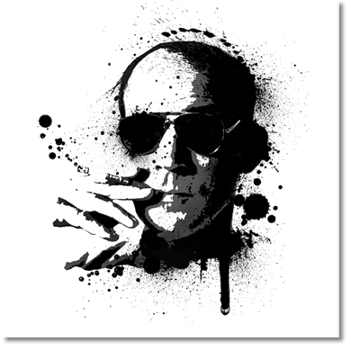 RIP Hunter S. Thompson