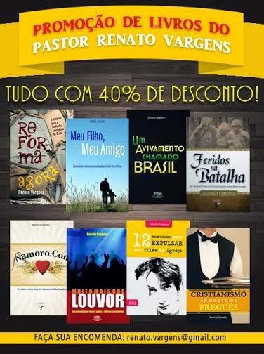 Livros com 40% de desconto