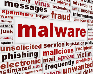 email virus, email spyware image,