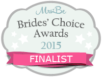 Bride's Choice Awards Finalist
