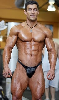 Minneapolis male bodybuilders