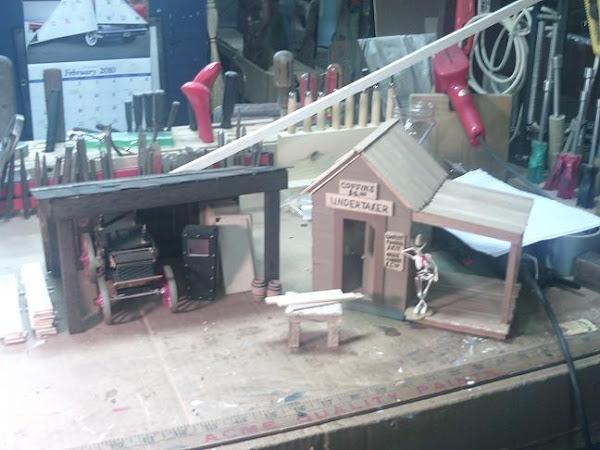 Undertaker's Shop ~
