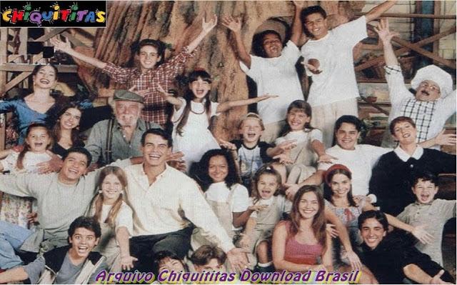 Arquivo Chiquititas  downloads Brasil