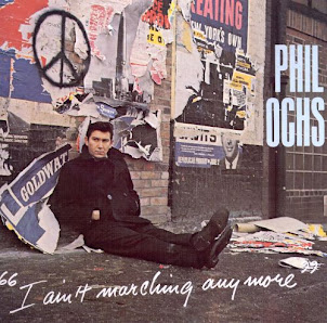 Phil Ochs  I Ain't Marching Anymore-1965-
