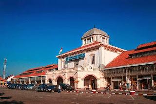 Hotel Bagus Murah Dekat Stasiun Tawang Semarang