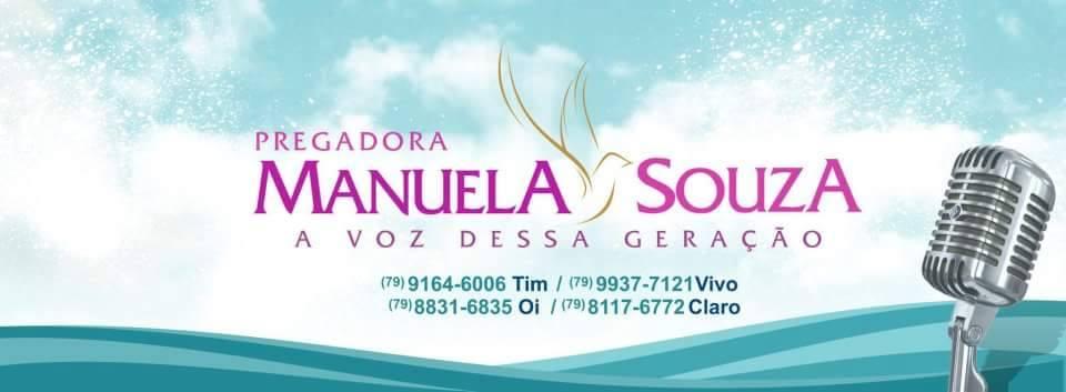 Pregadora Manuela Souza