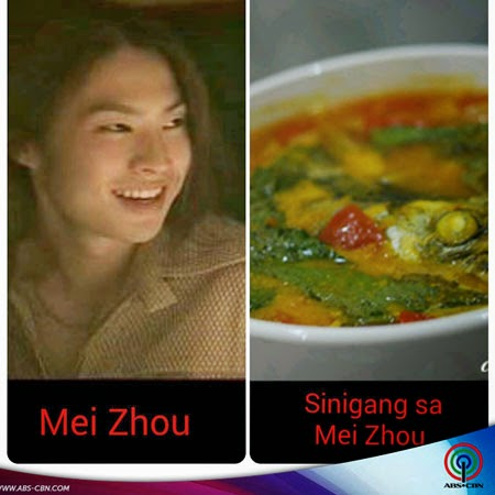 Mei Zhou o Siningang sa Mei Zhou?