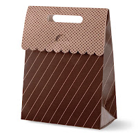 Stampin' Up! Coated Treat Box