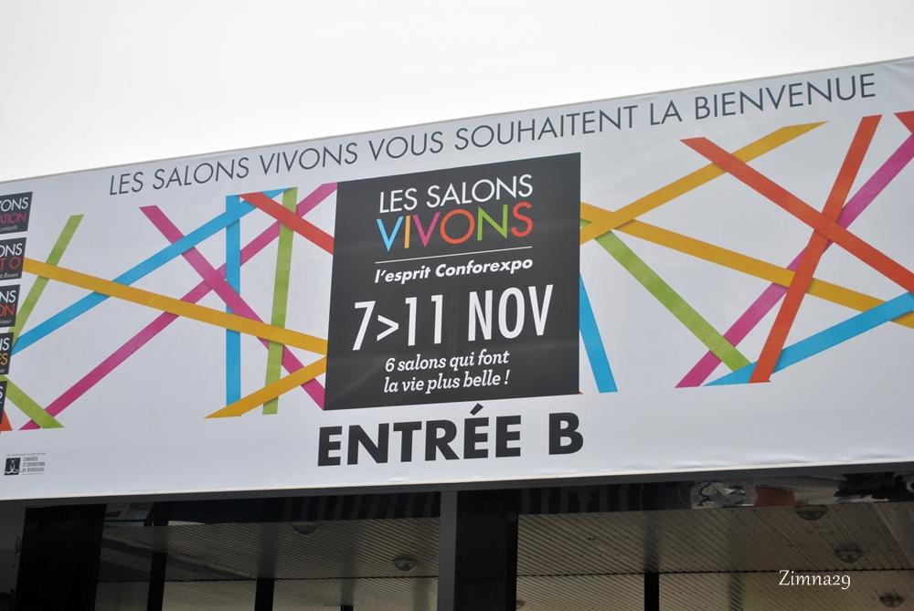 Les salons vivons 2015 for Salon vivons