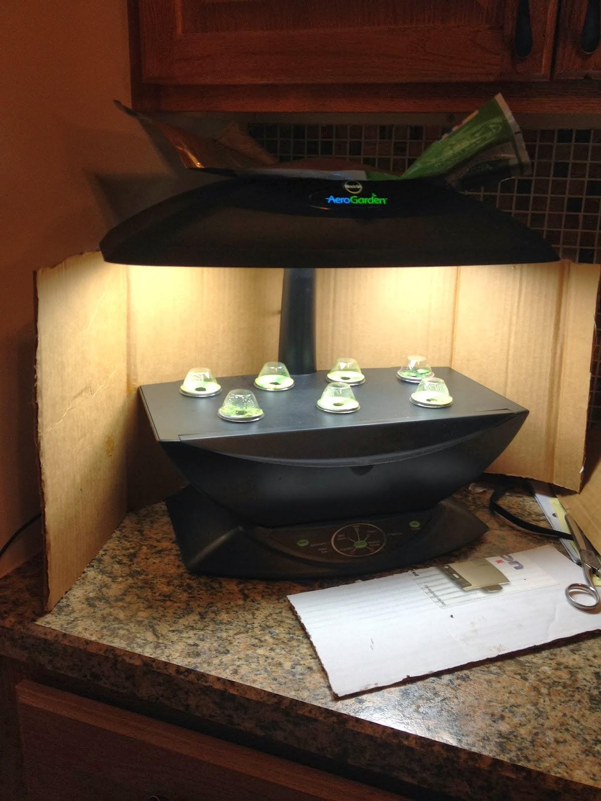 AeroGarden Power-Grow Light Boosters