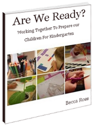 Kindergarten Readiness Ebook