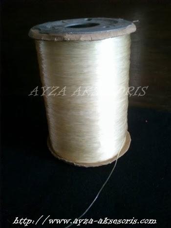Tali elastic ukuran 0.8 - Ayza Aksesoris