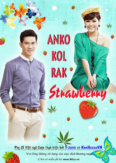 Anko Kon Ruk Strawberry - Anko Kon Ruk Strawberry