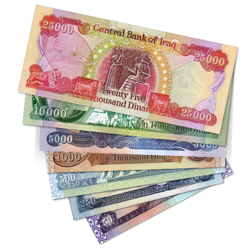 Current forex rate iraqi dinar