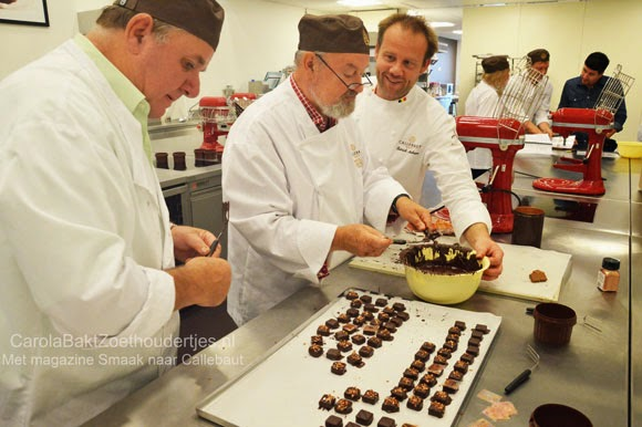 Wilfried van de Sande Smaak Callebaut
