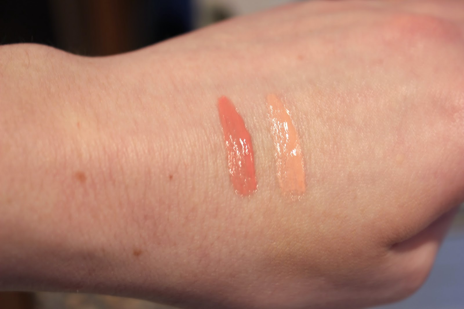 Tanya Burr's Lips & Nails // First Impressions & Swatches