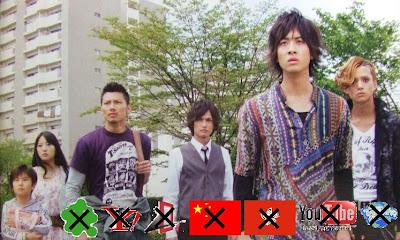 Kamen Rider OOO Movie: WONDERFUL Shogun & 21 Core Medals