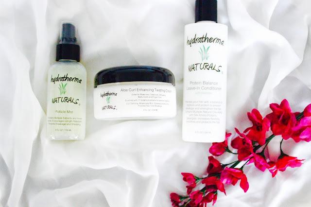Hydratherma Naturals Aloe Curl Enhancing Twisting Cream