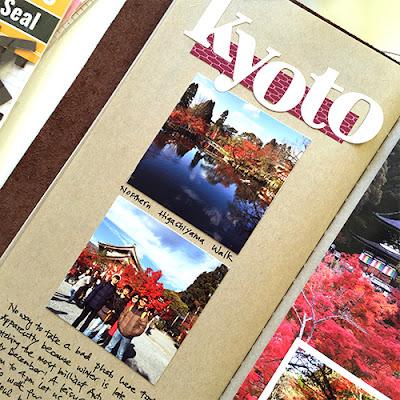 Kyoto travel journal