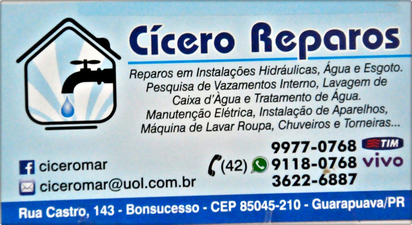 Cícero Reparos