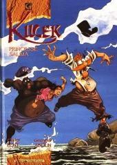 couverture de BD : Kucek de Pont et Abolin chez Vents d'Ouest