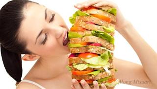 6 sebab berat badan meningkat