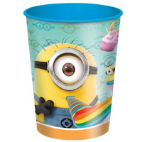 despicable me minion keepsake cup