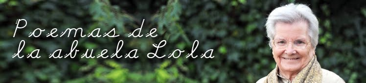 Poemas de la abuela Lola