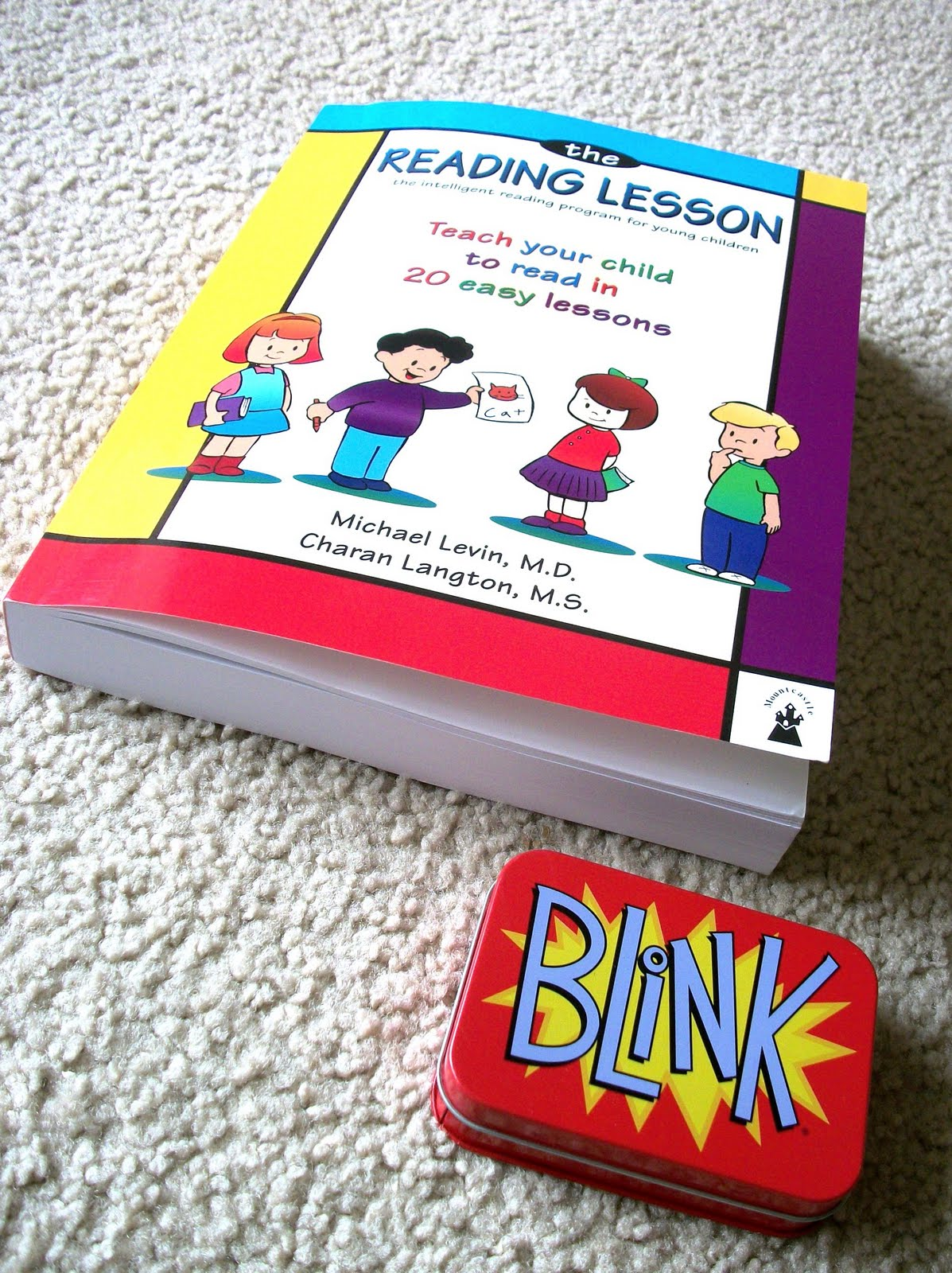 Mommy Magic!: Math and Reading for your 3-year-old