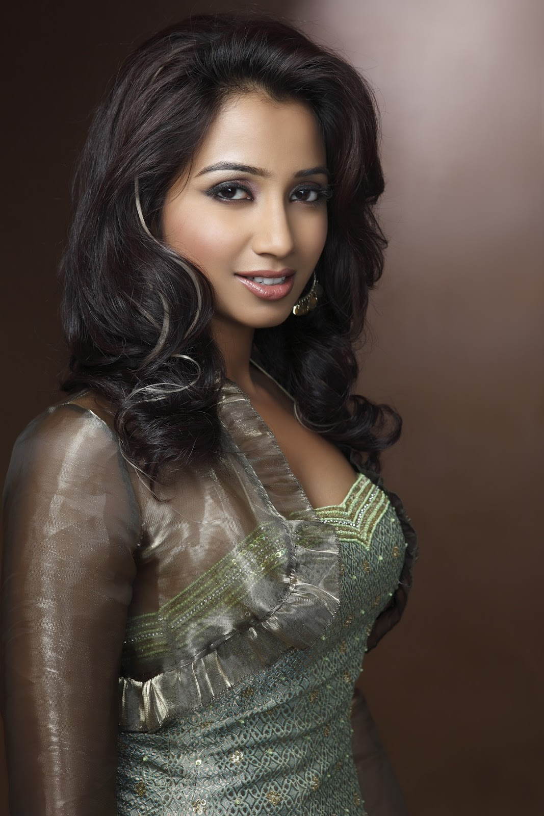 image Bengali singer shreya ghoshal ice bath