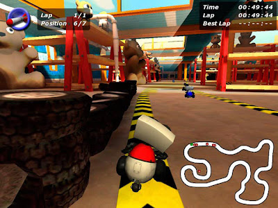 TINcan Race v1.001 Cracked-F4CG