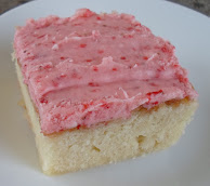 fresh strawberry frosting