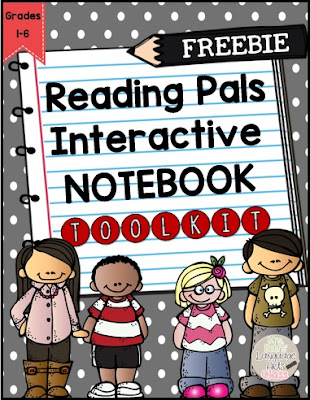 https://www.teacherspayteachers.com/Product/Reading-Pal-Interactive-Notebook-Tool-Kit-for-Grades-1-6-SAMPLER-1227030