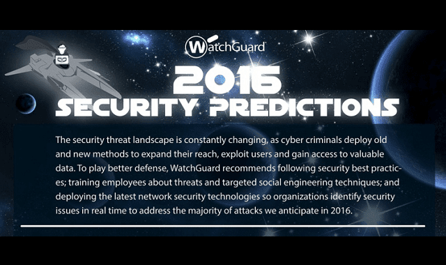 2016 Security Predictions