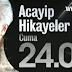 Acayip Hikayeler 5. Bölüm Canlı İzle - 11 Mayıs 2012