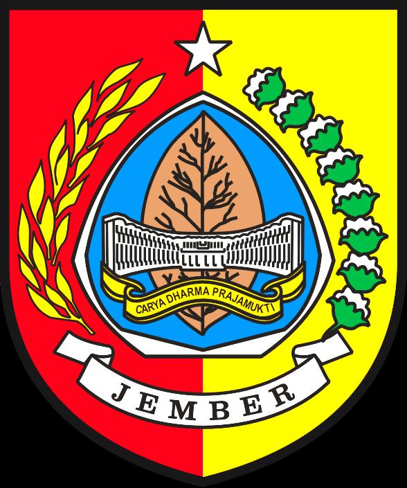 Logo Pembkab Jember