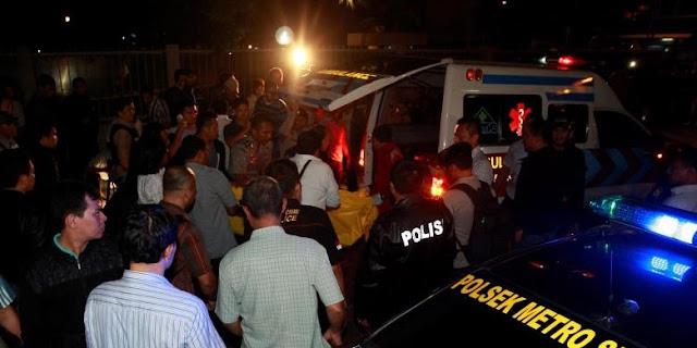 KPK Serahkan Rekaman CCTV Penembakan Polisi