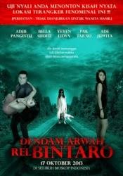 Dendam Arwah Rel Bintaro 2013 di Bioskop