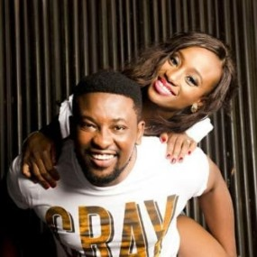 Dotun & Taiwo release new photos as they announce wedding dates