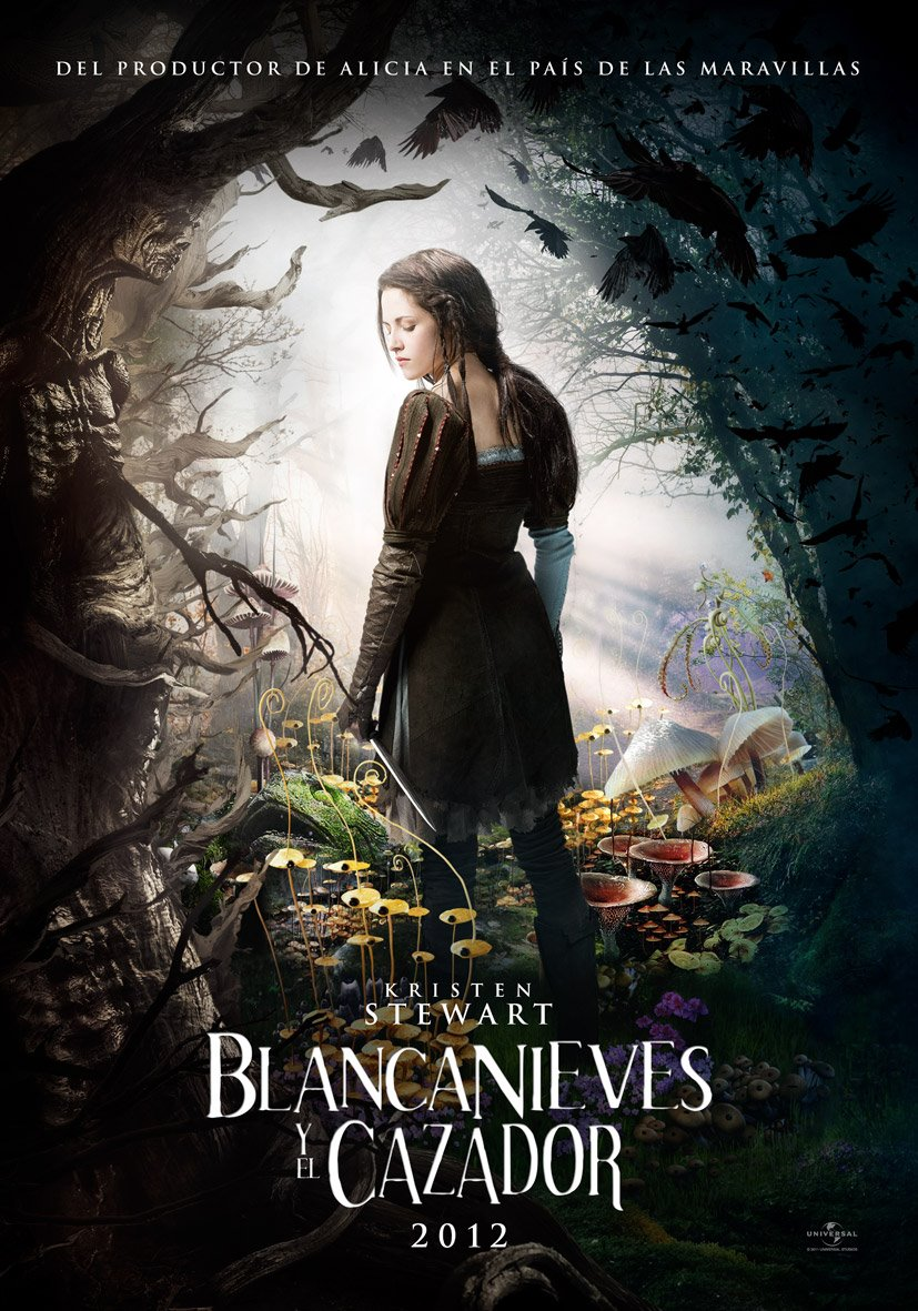 Ver Online  Blanca Nieves Y El Cazador  Snow White And The Huntsman