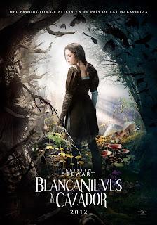 Ver online: Blanca nieves y el cazador (Snow White and the Huntsman) 2012