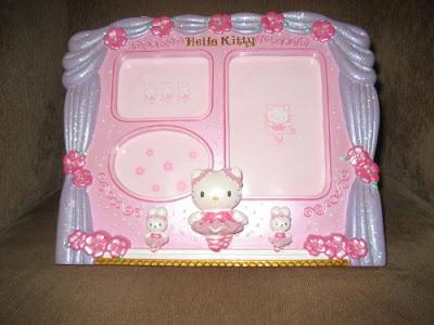 Hello Kitty Frame