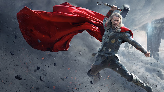 2013 Thor The Dark World HD Wallpaper