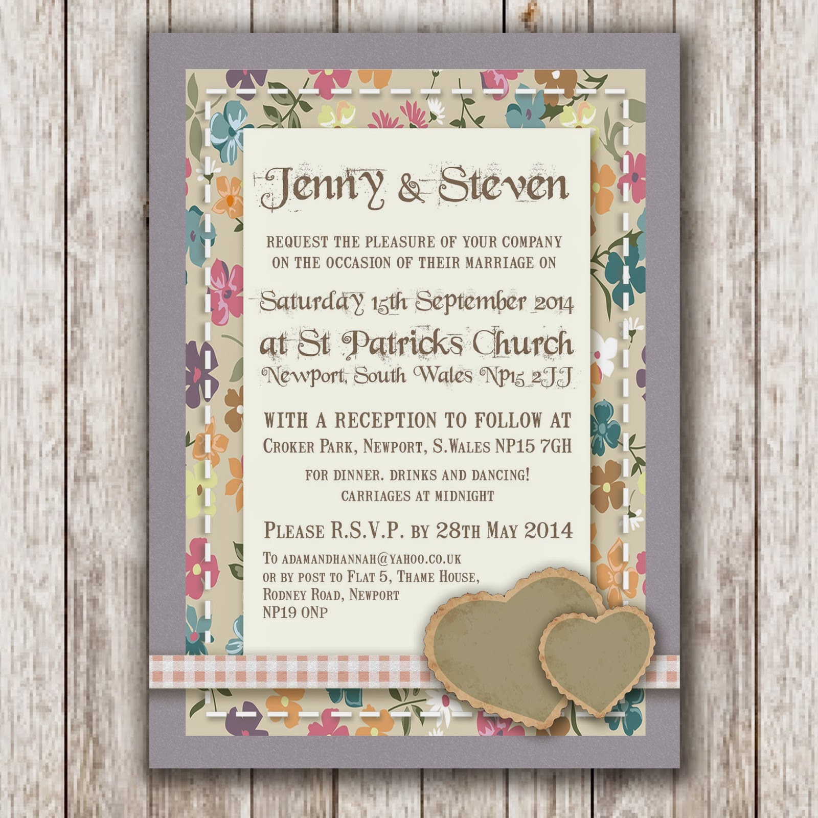 Knots and Kisses Wedding Stationery: New Range of Digital Wedding ...