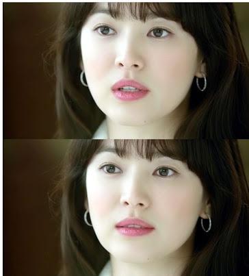 Image of Laneige Silk Intense Pink Garden Lipstick, Song Hye Kyo - pinknomenal.blogspot.com