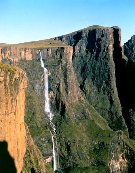 Cataratas do Tugela – África do Sul