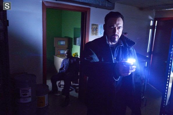 The Strain - Occultation - Advanced Preview