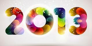 خلفيات العام الجديد 2013