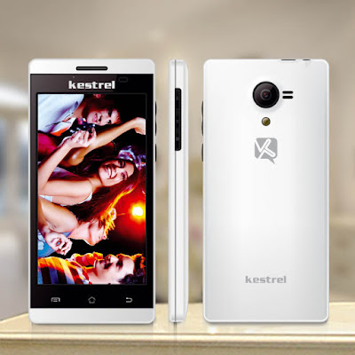 Kestrel Networks Pvt Ltd, a leading ICT company launches their first smartphone, the Kestrel KM 451 in India for Rs. 6190
