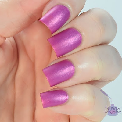 china glaze shut the front door swatch